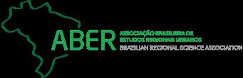 Logotipo da Associação Brasileira de Estudos Regionais